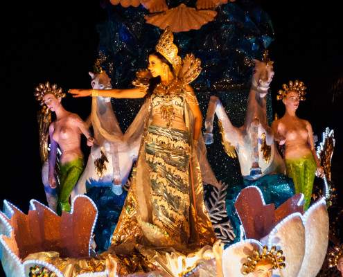 Mazatlán: Karnevalsumzug